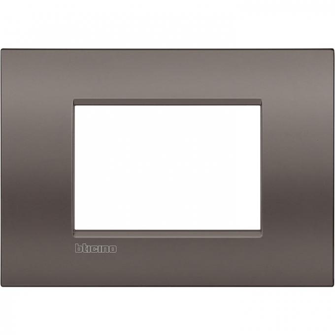 LNC4803CY placca argilla 3 posti livinglight air  bticino