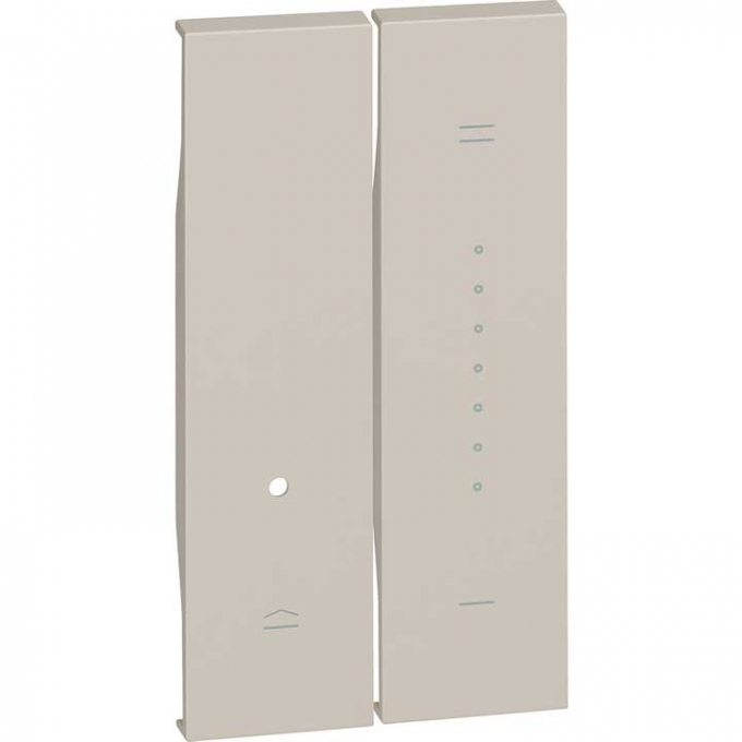 KM19 Cover per dimmer living now sabbia bticino
