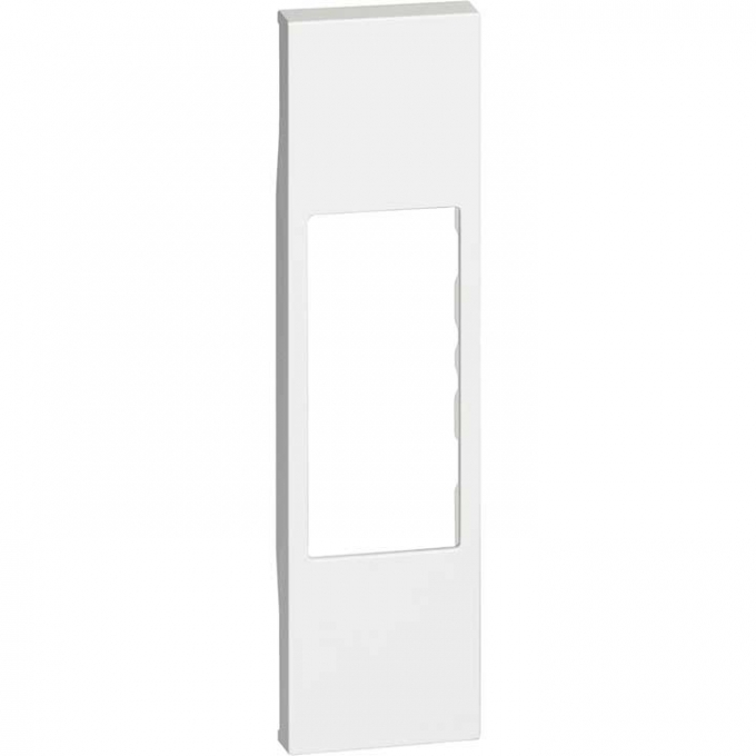 KW07 Cover per connettori rj11/45 A/V living now bianco bticino