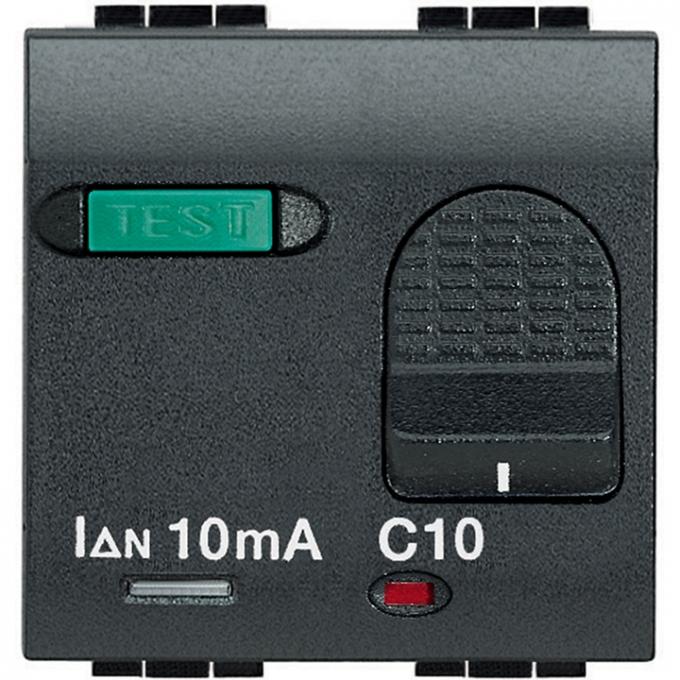 L4305-16 living international bticino magnetotermico differ 16 ampere
