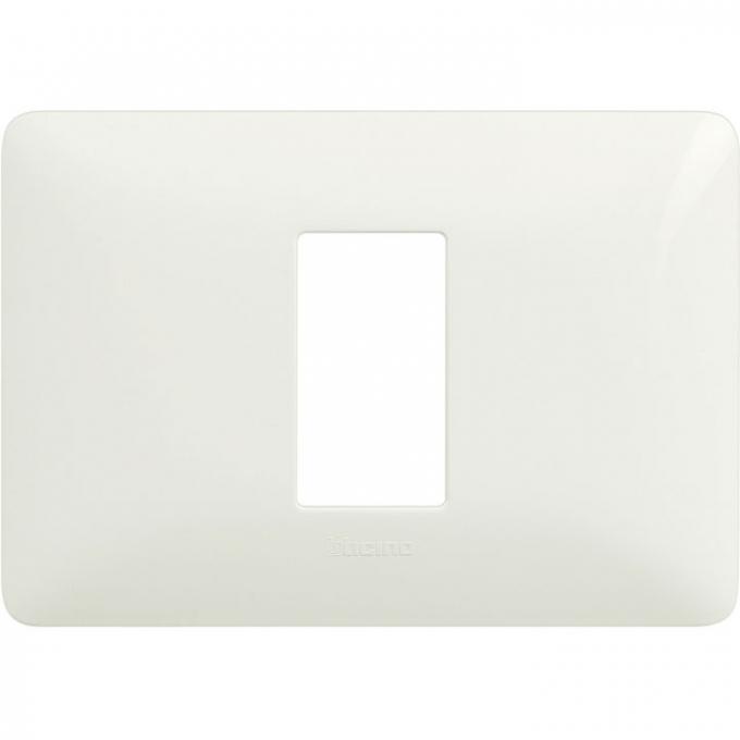 AM4803M1BBN matix bticino placca 1 poli modello 503  colore  bianco