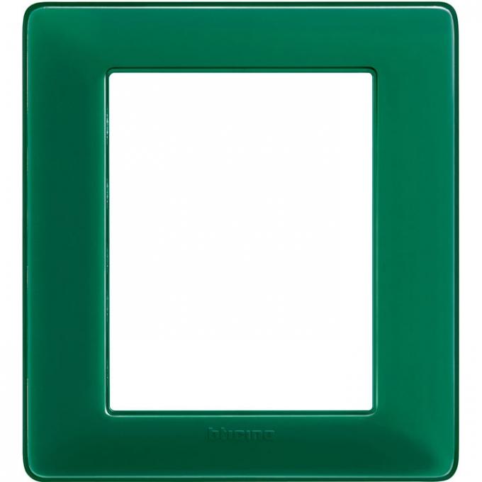 AM4826CVS matix bticino placca 3+3 poli colore smeraldo