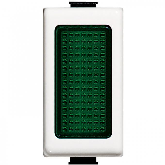 AM5060V matix bticino portalampada colore verde