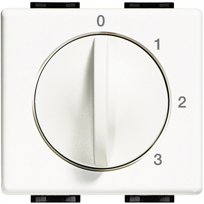 Am5086 matix bticino selettore rotativo 0-1-2-3