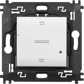 Bticino Living Light N4027CW comando tapparelle wireless