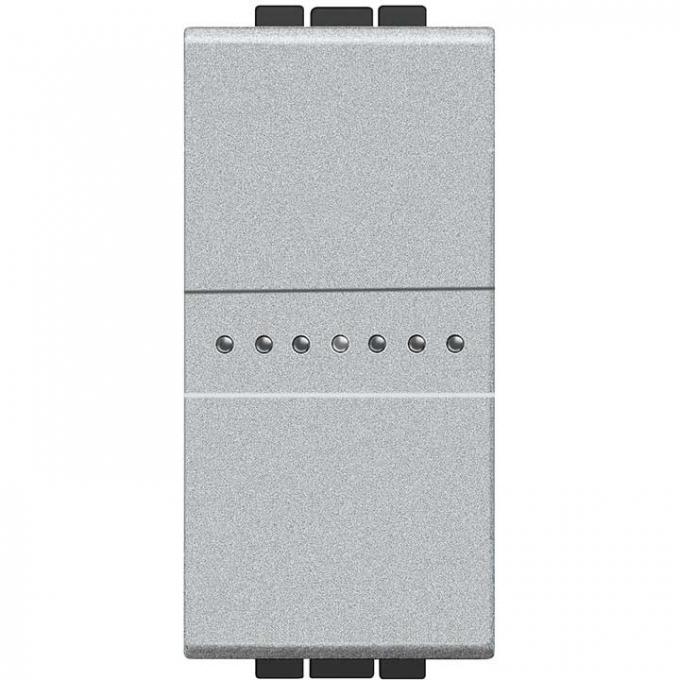 NT4051A living light tech bticino interruttore ax 1p 16a  1m