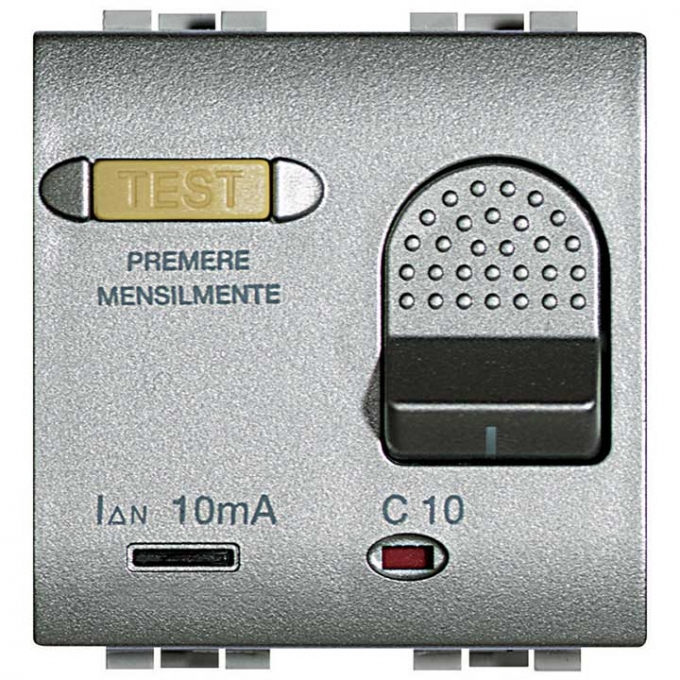 NT4305-10 living light tech bticino magnetotermico differ 10 ampere