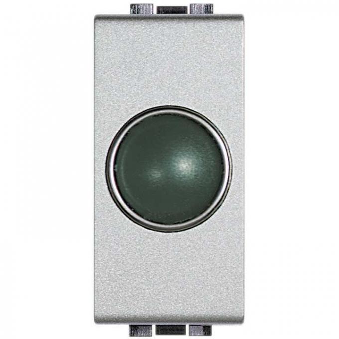 NT4371V living light tech bticino portalampada spia verde