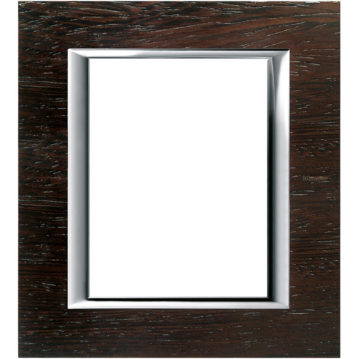HA4826lwe axolute bticino placche legno wenge 6 posti