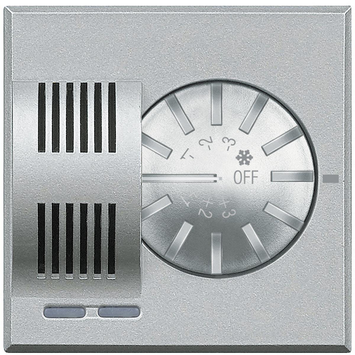 HC4692 axolute bticino termostato ambiente chiara