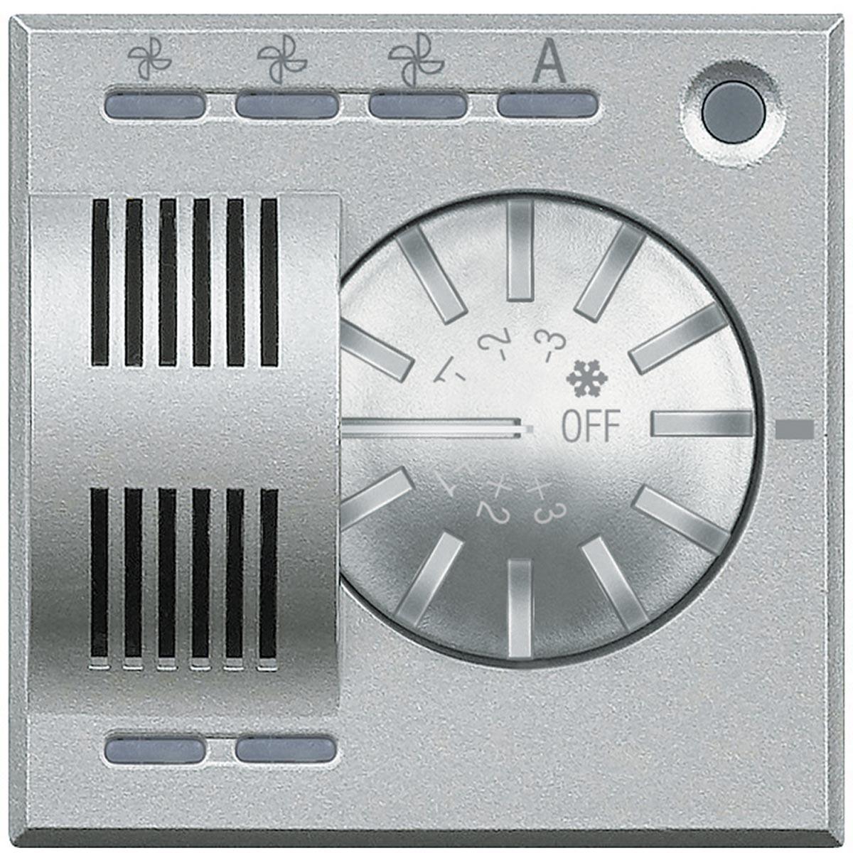 HC4692FAN axolute bticino termostato ambiente chiara