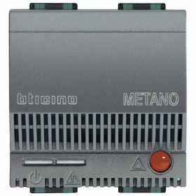 L4511-12 living international bticino rilevatore di gas metano