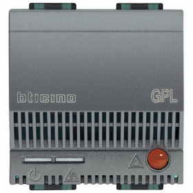 L4512-12 living international bticino rilevatore di gas gpl