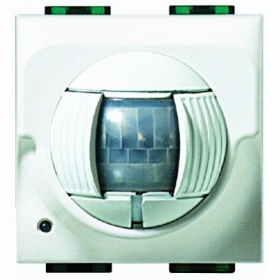 N4611 living light bticino rilevatore antifurto orientabile