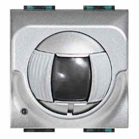 NT4611 living light tech bticino rilevatore antifurto orientabile