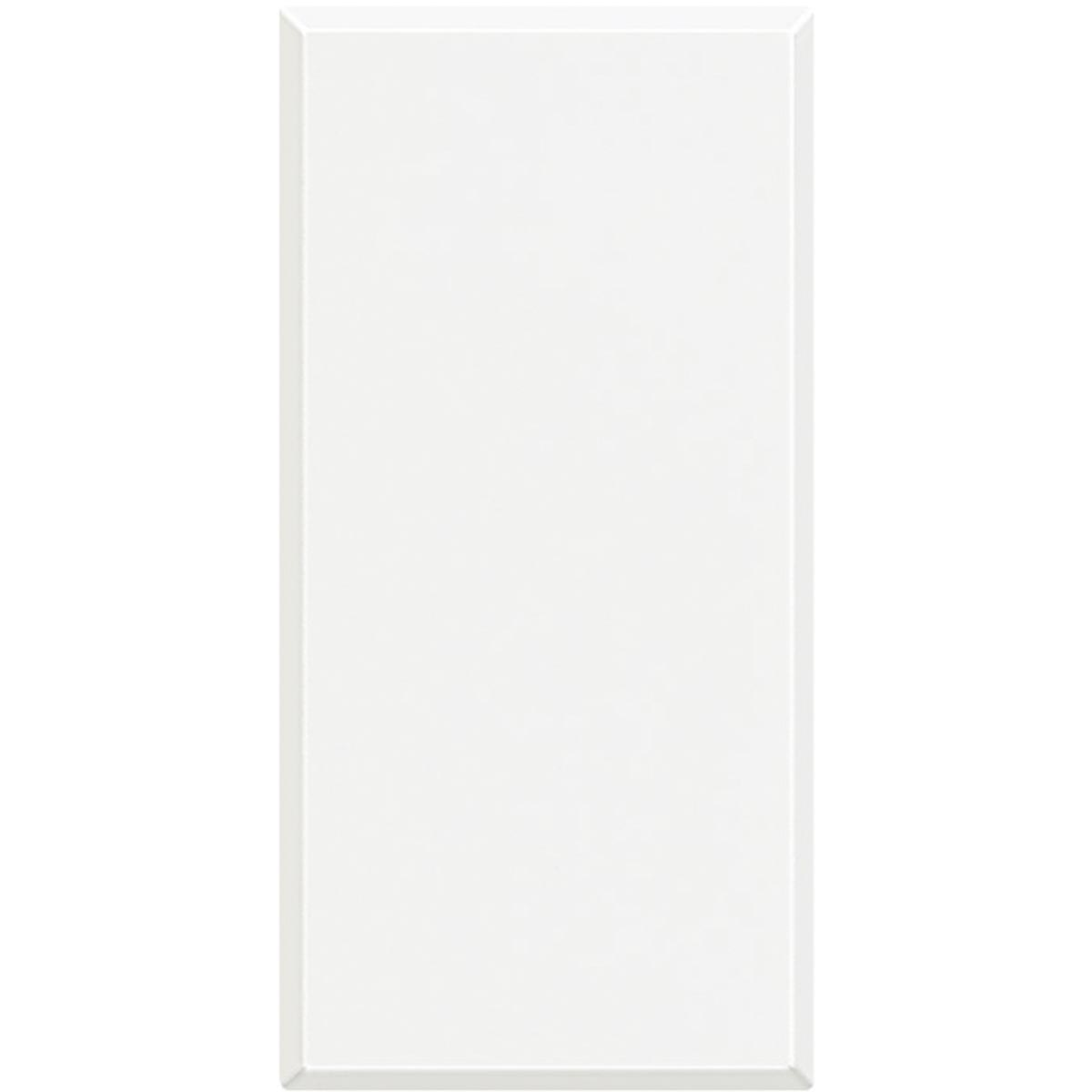 HD4950 falso polo axolute bticino copri foro bianco