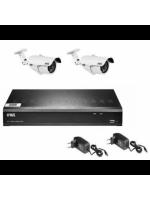 Urmet 1097/801 kit videosorveglianza tvcc con hvr ahd 8 canali 1080n