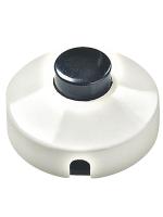 00680.B vimar eikon-arkè-plana interruttore pedale 1 modulo 2(32)a colore bianco