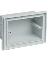 13731.S vimar eikon-arkè-plana scatola incasso ip55 colore grigio