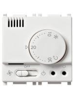 14440 plana vimar termostato elettronico 230v colore bianco