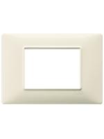 14653.03 plana vimar placca 3 posti colore beige