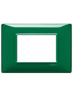 14653.47 plana vimar placca 3 posti reflex colore smeraldo