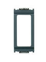 16544 idea vimar adattatore inseritori elettronici colore grigio