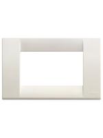 16743.04 idea vimar placca classica 3 posti colore bianco