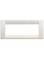 16746.04 idea vimar placca classica 6 posti colore bianco