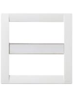 16748.01 idea vimar placca classica 12 posti colore bianco