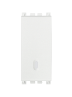 19001.B Vimar Arke interruttore illuminabile 1P 16A Bianco