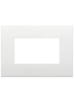 19654.74 vimar arkè placca classic 4 posti colore bianco