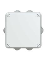 ABB 1SL0816A00 - scatola stagna ip55 - 650°c - 1/4 giro - 100x100x50
