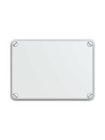 ABB 1SL0854A00 scatola stagna ip65 hf 650°c 1/4 giro 160x137x77 l