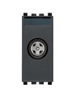 20300.01 eikon vimar presa presa tv-rd-sat diretta colore grigio