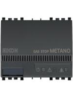 20420 eikon vimar rivelatore elettronico metano 230v colore grigio