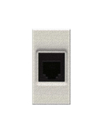 Abb chiara 2csk1121ch presa telefonica rj11 colore bianco
