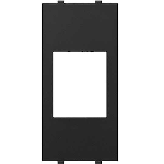 2CSY1135MS adattatore rj45 keystone nero abb mylos