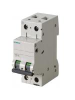 5SL35257 siemens magnetotermico 1+n 2 moduli 25a 4500k