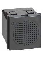 K4355V12 Suoneria elettronica Bticino Living Now 12Vac/dc