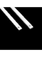 Lampo barra d'alluminio per dissipazione strip led singola - cod. pr/dis
