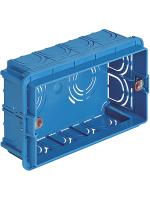 V71304 scatola incasso rettangolare vimar 4M azzurro