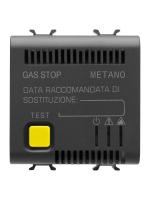GW12712 Gewiss Chorus rilevatore metano nero