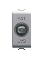 GW14371 Gewiss Chorus presa TV/SAT diretta