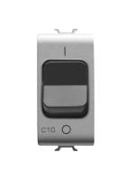GW14467 Interruttore magnetotermico Gewiss Chorus 10A titanio