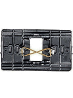 00364 Supporto master per scatola tonda 1 modulo